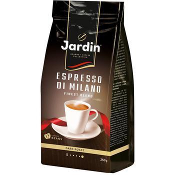 Кофе Jardin Espresso di Milano в зернах 250г