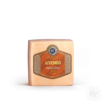 Сыр Клуб Сыра Айвенго 45% - купить, цены на Ашан - фото 1
