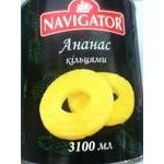 Fruit pineapple Navigator ring 3100ml Thailand