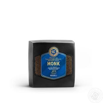 Сыр Клуб сыра Монастырский выдержанный 50% кг