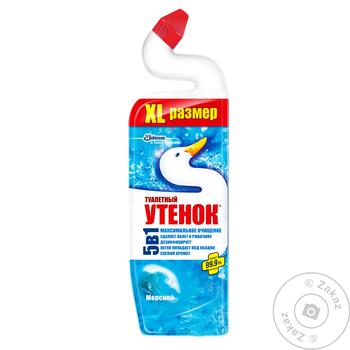Toilet duck Sea 5in1 Toilet cleaner 900ml