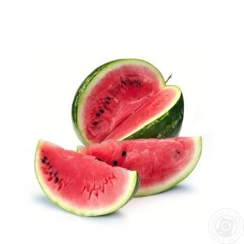 Watermelon 5-10kg - buy, prices for Auchan - image 1