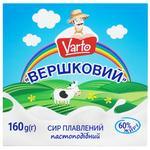 Сыр Varto Сливочный плавленый 60% 160г