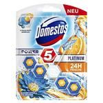 Domestos Power Double Lotus and Orange Aroma Toilet Means 55g