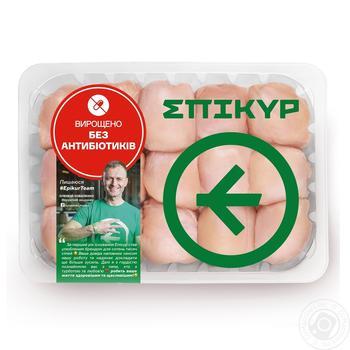 Куриное филе с голени Эпикур вакуумная упаковка