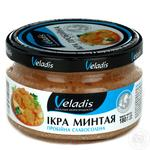 Veladis soft-salted pollack caviar 180g