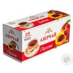 Azercay Black Tea with peach 25pcs*1,8g