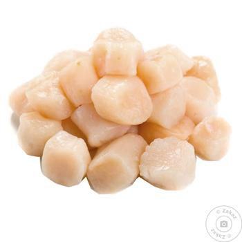 Seafood scallops Foods delivery frozen