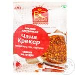 Закуска BC Чана крекер натуральна солона не гостра 40г