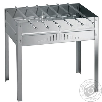 FORESTER Barbecue And 6 Skewers - buy, prices for MegaMarket - image 2