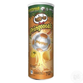 Pringles paprika chips 165g - buy, prices for Novus - image 4