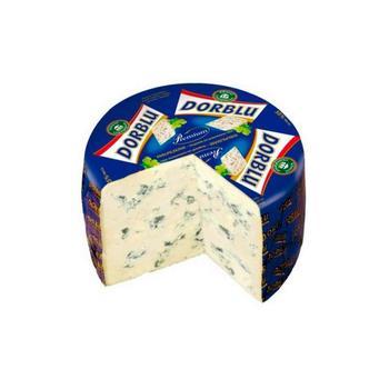 Сыр Vertical Дор Блю Лайб K.Champignon 55% синий - купить, цены на Фуршет - фото 1