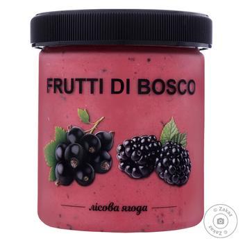 Мороженое La Gelateria italiana плодово-ягодное лесная ягода 320г - купить, цены на Фуршет - фото 1
