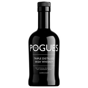 Виски The Pogues 40% 0,5л