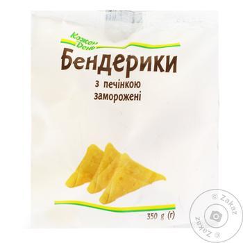 Kozhen Den Frozen With Liver Benderiki - buy, prices for Auchan - image 1