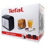 Tefal Express Toaster with Stainless Steel Carcass