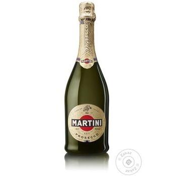 Ігристе вино Martini Prosecco 11,5% 0,75л