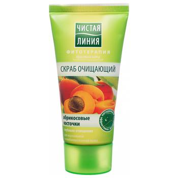 Pure line Apricot Bone Clearing Face Scrub 50ml - buy, prices for Furshet - image 2