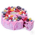 Торт Ягідно-йогуртовий 13см