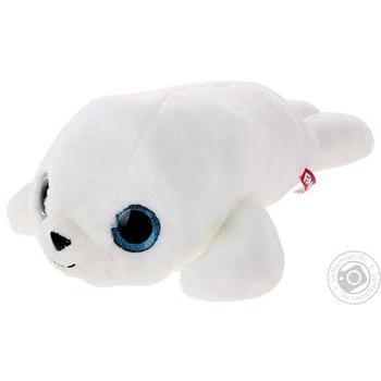 Іграшка м'яка Тюлень Вдивляйко FANCY 13см