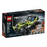 Конструктор Лего Технік Автомобіль для перегонів у пустелі для дітей від 7 до 14 років 149 деталей
