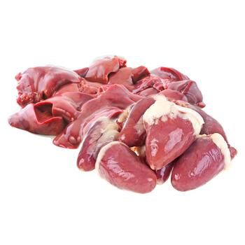 Chilled Broiler Chicken Liver And Heart - buy, prices for Novus - image 1