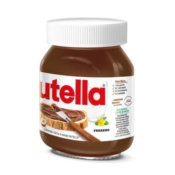 Ореховая паста Nutella с какао 350г - купить, цены на МегаМаркет - фото 2