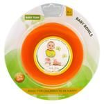 Plate Baby team for feeding from 6 months 3pcs deep