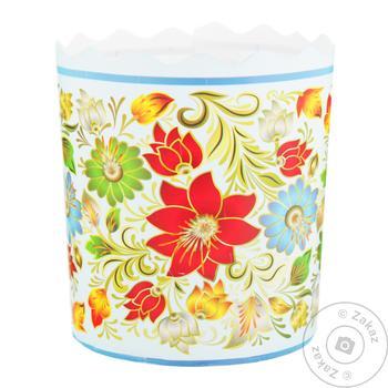 Creative-Print Form for Baking Easter Cake 70mm - buy, prices for Furshet - image 1