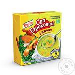 Суп Тётя Соня гороховый с курицей 180г