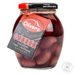 Olivero Barrel Green Whole Kalamata Olives 350g