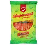 Мармелад Varto Дольки з ароматом лимону та апельсину 240г