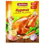 Приправа Smakko куриная с овощами и зеленью универсальная 80г