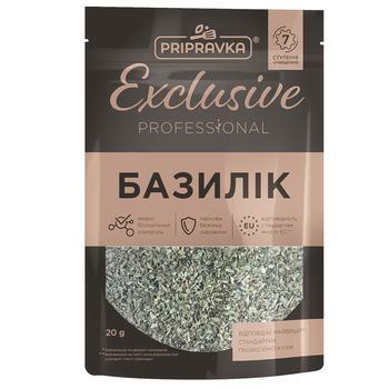 БазиликPripravka Exclusive Professional 20г