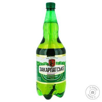 Пиво ППБ Оригинальное светлое 4,4% 1,2л