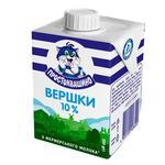 Prostokvashino Sterilized Cream 10% 200g