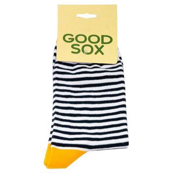 Шкарпетки Goodsox Stripes чоловічі розмір 27-29