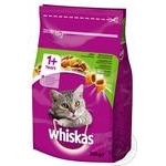 Whiskas Lamb Dry For Cats Food - buy, prices for Novus - image 2