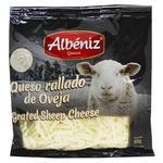 Сыр Albeniz овечий тертый 45% 80г