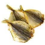 Желтый полосатик солено-сушеный весовой