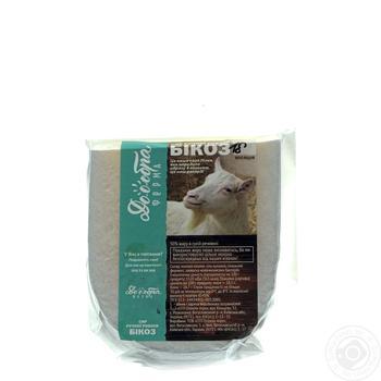 Сыр Добра Ферма бикоз из козьего молока 50%