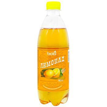 Напиток газированный Biola Лимонад 0.5л - купить, цены на СитиМаркет - фото 1