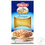 Макаронные изделия Arrighi №191 Лазанья пшеничная 500г