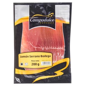 Campodulce Curados Serrano Jamon 200g - buy, prices for Auchan - photo 1