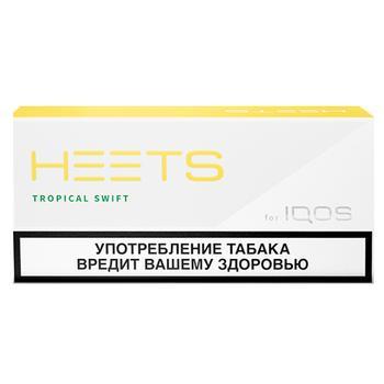 Стік тютюновмісний Heets Tropical Swift