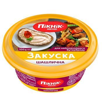 Закуска Пикник Шашлычная 100г