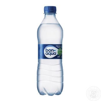 Вода Бонаква сильногазированная 0,5л
