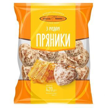 Pryaniki Kyivkhlib honey 500g Ukraine