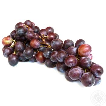 Blue Grapes - buy, prices for Auchan - image 1