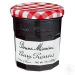 Jam Bonne maman cherry 370g glass jar